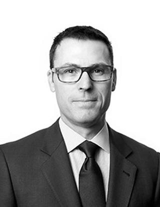 Matt Garretson (Black & White)